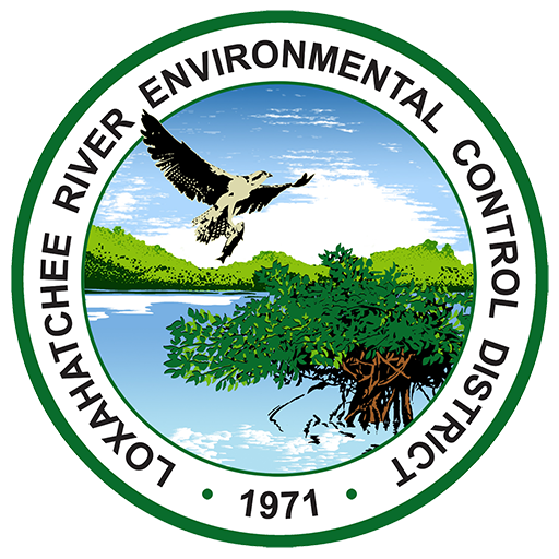 Loxahatchee River Environmental Control District logo