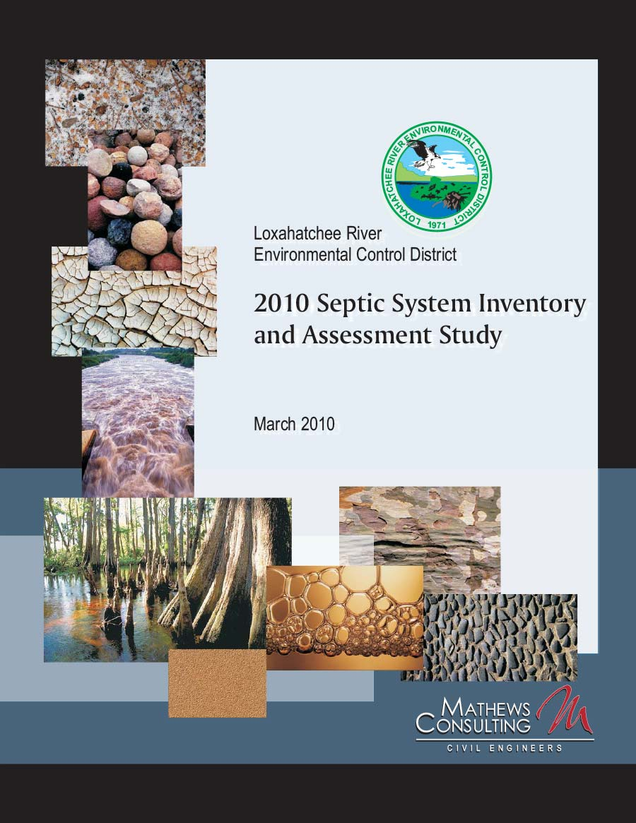 2010 Septic System Inventory and Assessment Study